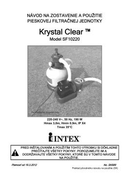 Krystal Clear ™