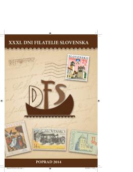 Zborník DFS - Klub filatelistov 54