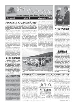2/2012 - Obec Zbudza