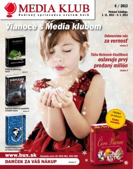 Vianoce s Media klubom