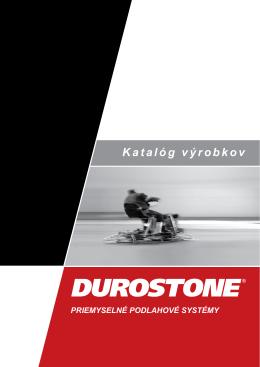 Popis výrobku - Durostone Kft.