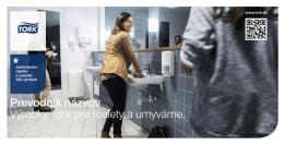 Prevodník názvov Výrobky Tork pre toalety a umyvárne.