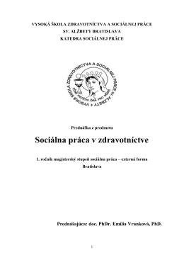 Prednáška PDF