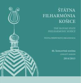 GODÁR symfonický a ilmový - Štátna filharmónia Košice