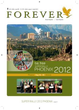FOREVER 08 2012.indd