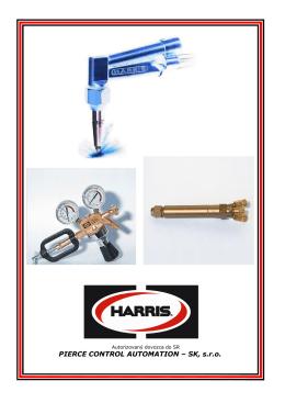 Katalog HARRIS