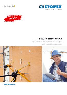 STX.THERM® SANA
