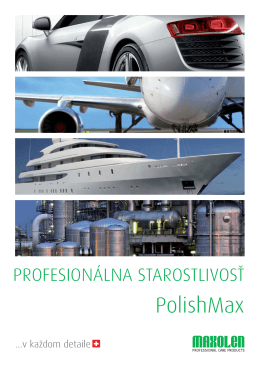 MAXOLEN_2013_POLISHMAX katalog-SK.indd