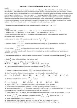 9_LINEARNE A KVADRATICKE ROVNICE.pdf