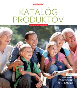 Walmark zdravie pre celú rodinu