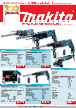 Makita - Hybox