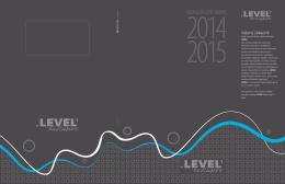 LEVEL 1 – 2014/2015