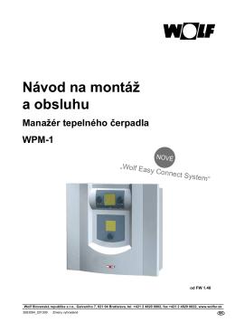 Návod na montáž a obsluhu WPM-1.pdf