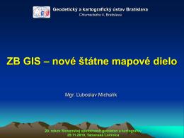 20SSGK_Michalik - ZB GIS - nove statne mapove dielo.pdf