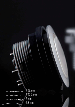 Ø 28 mm Ø 22,3 mm 2,3 mm