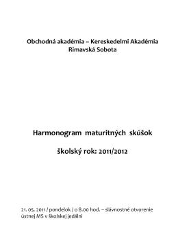 Nemecký jazyk - Obchodná akadémia