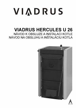 Viadrus U26 - Koupelny