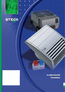 Polovodičové topné těleso s ventilátorem CSL 028 250 a 400 W