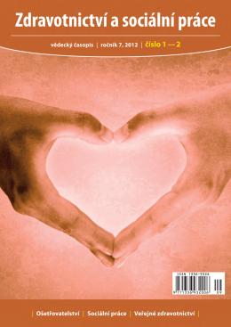 pdf 1,75MB - Zdravotníctvo a Sociálna Práca