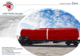 LOKO TRANS Slovakia