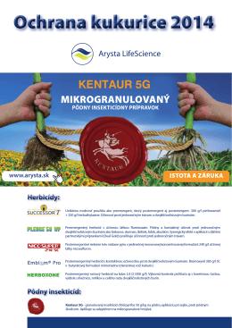 140120 Ochrana kukurice 2014.indd
