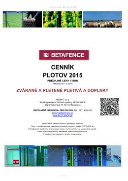 Pletivá - Plotmarket.sk