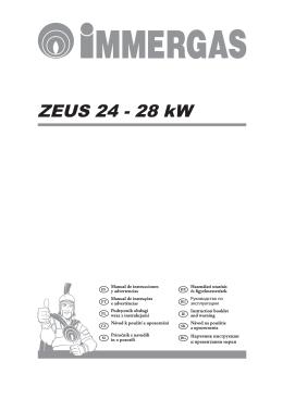 ZEUS 24 - 28 kW