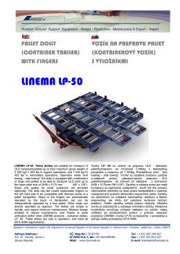 LINEMA LP-50 - linemask.sk