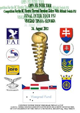 CONTEST INTER TOUR VISEGRAD TRNAVA CUP