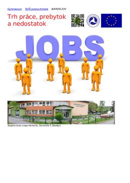 Trh práce, prebytok a nedostatok