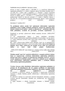 ktorým sa mení a dopĺňa zákon č. 289/2008 Z. z. o používaní