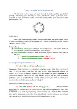 pracovný list