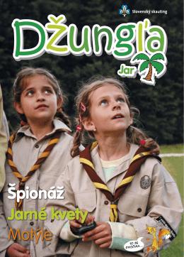 Jar 2011 - Džungľa - Slovenský skauting
