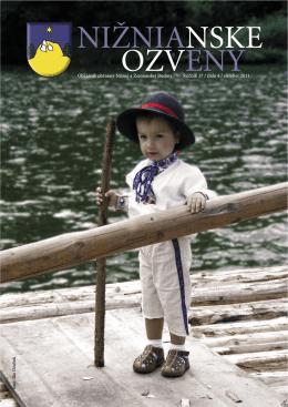 Nižnianske ozveny 4/2011 PDF 5,3 MB