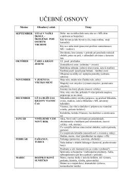 učebné osnovy 2013_2014