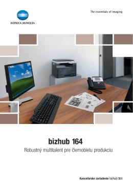 bizhub 164