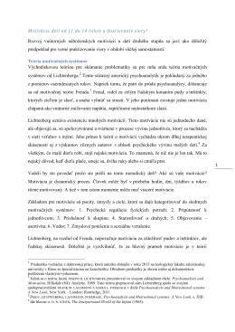 Motivácie detí od 11 do 14 rokov a dozrievanie viery.pdf