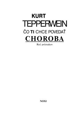 TEPPERWEIN - Symbinatur