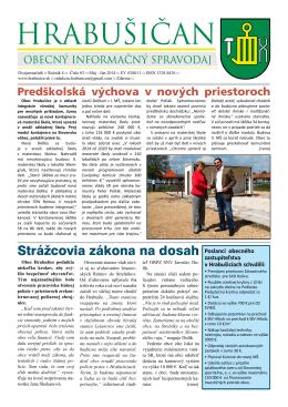 Hrabišičan 03 - obec Hrabušice