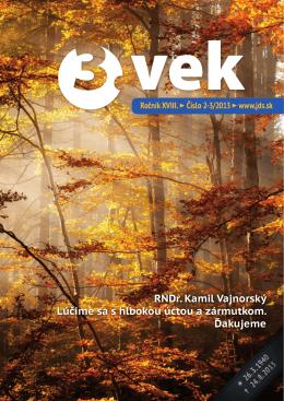 Číslo 2‑3 - Jednota dôchodcov na Slovensku
