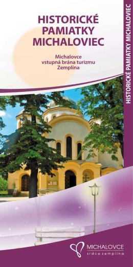 Michalovce (Brochure)
