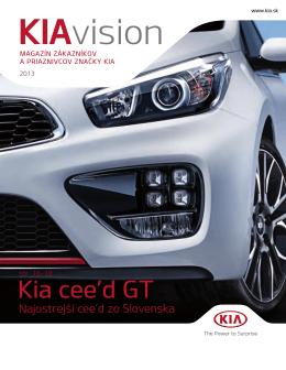 Stiahnuť Kia Vision 1/2013