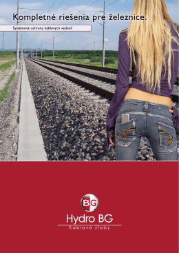 Železničný program