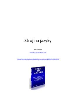 Stroj na jazyky