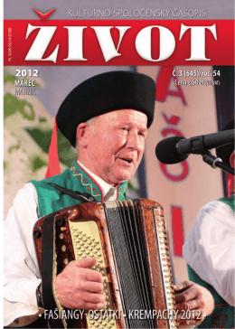 03 Marzec 2012[1].pdf - Towarzystwo Słowaków w Polsce