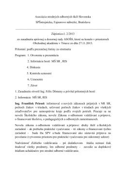 Asociácia stredných odborných škôl Slovenska