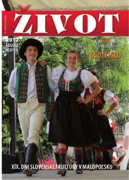 08 sierpien 2012[1].pdf - Towarzystwo Słowaków w Polsce