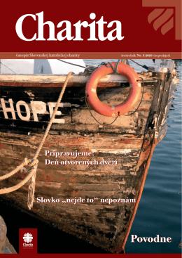 Povodne - Slovenská katolícka charita