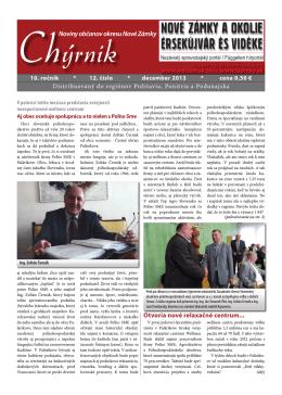 Noviny občanov okresu Nové Zámky