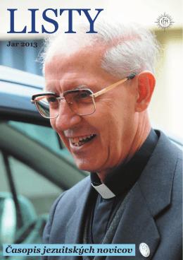 Časopis jezuitských novicov
